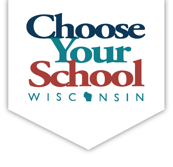 Choose Your School Wisconsin Logo